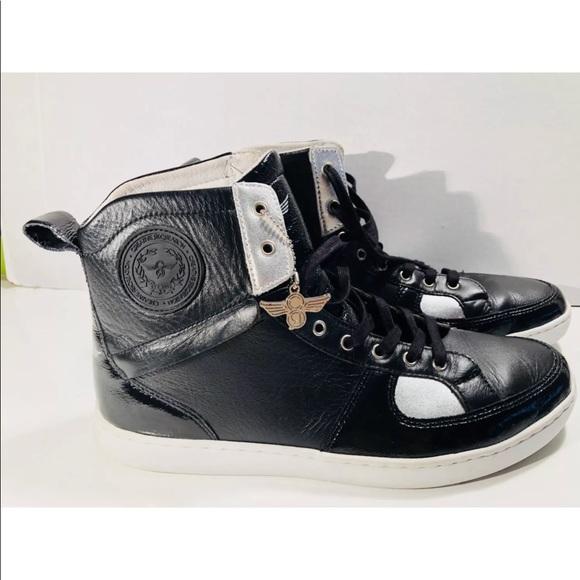creative recreation shoes creative reaction mens high top sneakers
